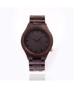Hoentjen, houten horloge – Zanzibar
