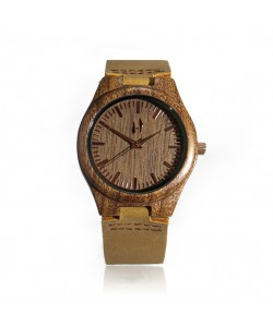 Hoentjen Houten Horloge - Malta