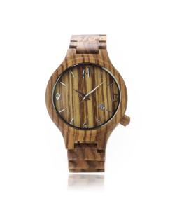 Hoentjen, houten horloge – Madagascar