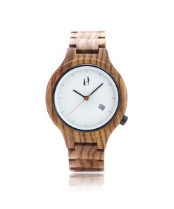 Hoentjen, houten horloge – Mauritius