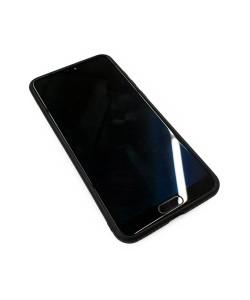 Hoentjen Creatie, Houten TPU hoesje - Huawei P20 Pro Bamboe