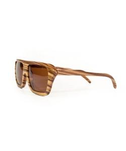 Hoentjen, houten zonnebril - Las Salinas