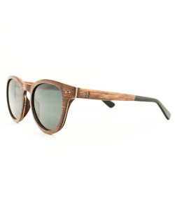 Hoentjen, houten zonnebril- Manuel Antonio R