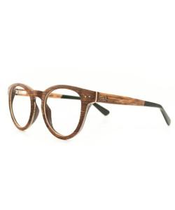 Hoentjen, houten montuur- Manuel Antonio R