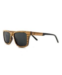 Hoentjen, houten (zonne)bril – Bondi (*verglaasbaar)