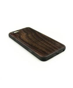 Houten TPU case, iPhone 6 / 6s - Padouk
