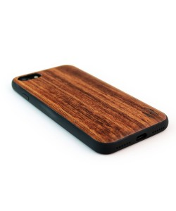 Houten TPU case, iPhone 8 - Palissander