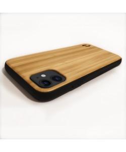 Hoentjen Creatie, Houten TPU case - iPhone 11 Bamboe