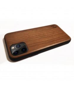 Hoentjen Creatie, Houten TPU case - iPhone 11pro Noten