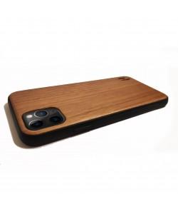Hoentjen Creatie, Houten TPU case - iPhone 11pro max Noten