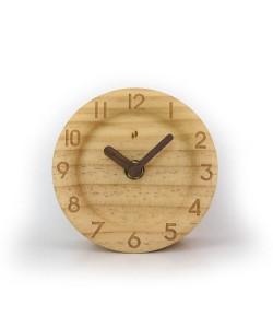 Hoentjen Creatie, Houten klok - Analoge klok