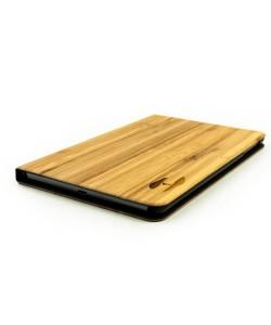 Volledig houten iPad mini bookcase - bamboe