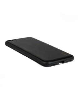 Houten TPU case, iPhone SE 2020 - Padouk