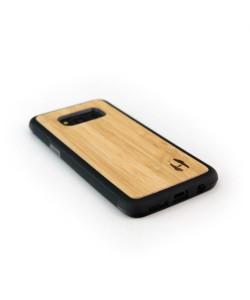Houten TPU case, Samsung Galaxy S8 - Bamboe