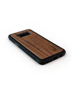 Houten TPU case, Samsung Galaxy S8 - Notenhout