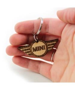 Houten sleutelhanger - Mini