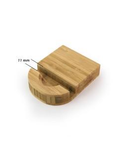 Houten standaard voor telefoon of tablet 11 mm