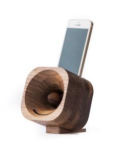 Hoentjen, houten speaker, Trobla  -noten