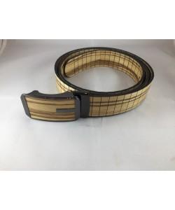 Hoentjen Creatie houten Riem - Zebrano