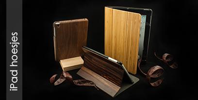 Hoentjen houten iPad hoesjes