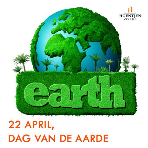22 april, dag van de aarde