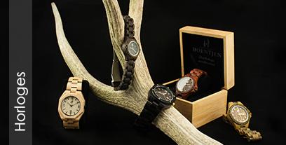 Hoentjen houten horloges